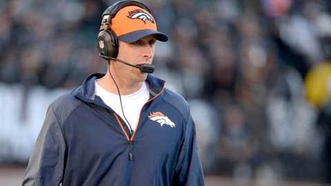 Broncos OC Adam Gase