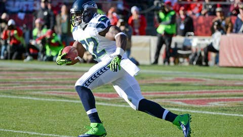 Seahawks RB Robert Turbin