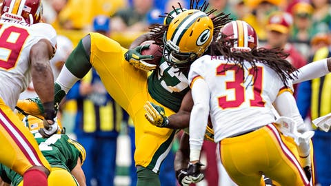 Packers v. Redskins