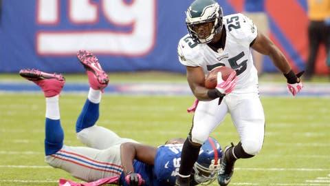 Eagles v. Giants