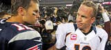 Infographic: Is Brady or Manning America's QB?