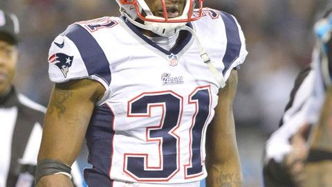 Patriots at Broncos -- Patriots defense