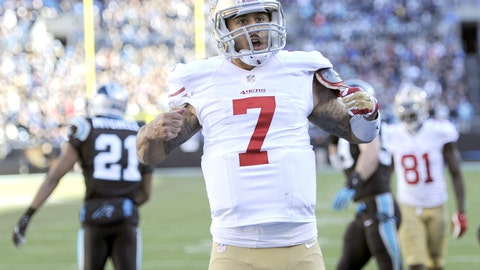 49ers at Seahawks -- 49ers offense