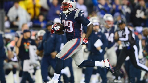 Patriots at Broncos -- Patriots offense