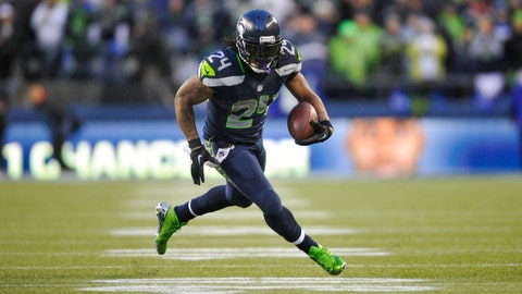 49ers at Seahawks -- Seahawks offense