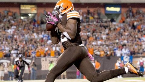 Josh Gordon - Cleveland Browns