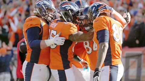 Good defenses don't bother Denver