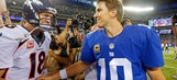 Eli's helping Peyton — and keeping it on the down low