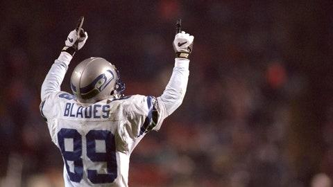 Seahawks 31, Broncos 27 -- Dec. 10, 1995