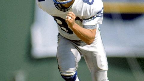 Seahawks 42, Broncos 14 -- Dec. 11, 1988