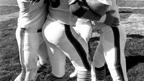 Broncos 24, Seahawks 13 -- Oct. 2, 1977