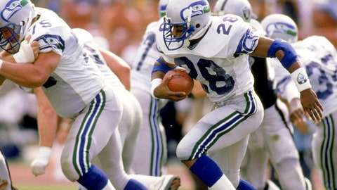 Seahawks 41, Broncos 16 -- Dec. 20, 1986