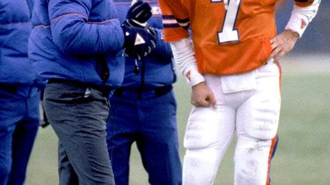 Broncos 27, Seahawks 24 -- Nov. 25, 1985