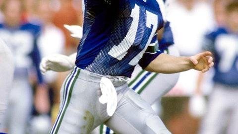Broncos 38, Seahawks 27 -- Nov. 20, 1983