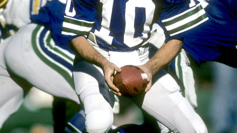 Seahawks 31, Broncos 7 -- Dec. 24, 1983
