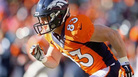 Wes Welker, WR, Broncos