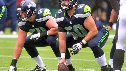Max Unger, C, Seahawks