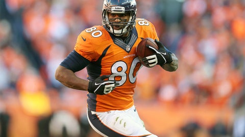 Julius Thomas, TE, Broncos