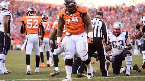 Terrance Knighton, DT, Broncos