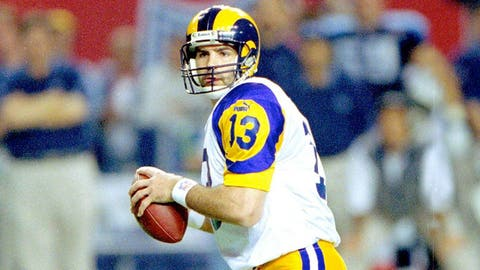 Kurt Warner and the Rams surprised everyone