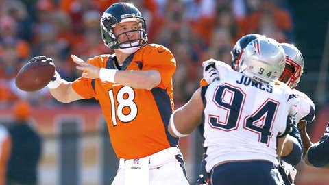 MVP & Offensive Player of Year: Peyton Manning, Broncos