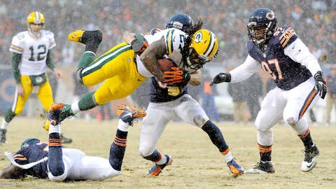 Offensive Rookie of Year: Eddie Lacy, Packers