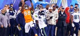 Records set/tied in Super Bowl XLVIII