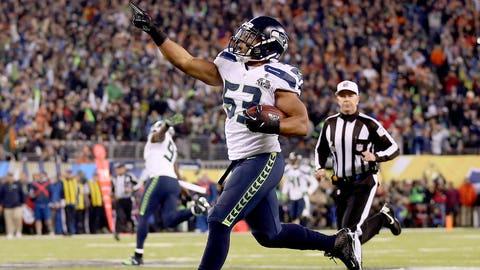 Malcolm Smith -- Seattle Seahawks, Super Bowl XLVIII