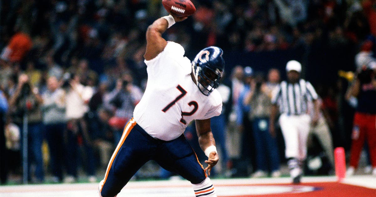 William Perry Auctioning Off His Size 25 Super Bowl Xx