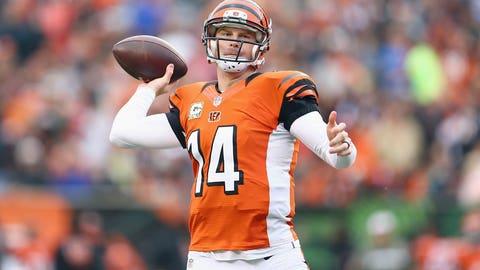 Andy Dalton, 28, Cincinnati Bengals