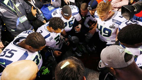Joining in prayer