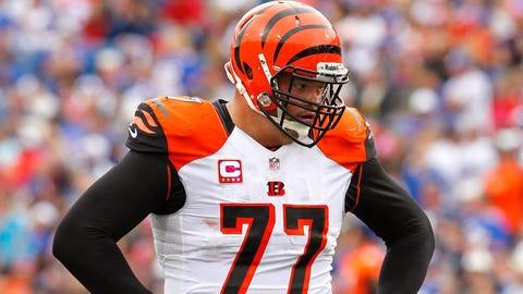 Denver Broncos: Andrew Whitworth, LT (Bengals)