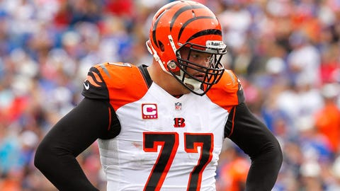 Cincinnati Bengals: LT Andrew Whitworth
