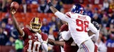 Damontre Moore excited for new opportunity in Steve Spagnuolo's defensive scheme