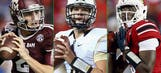 Are Browns, others at top of draft planning to wait to select a QB?