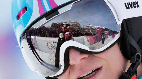 Slalom reflection
