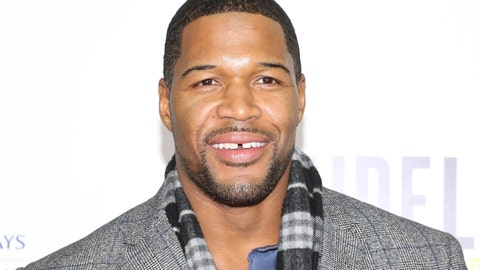 Texas Southern: Michael Strahan (former NFL star, TV broadcaster)