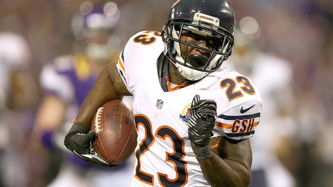 2006: Devin Hester (KR/DB, Miami) by Chicago Bears (Rd. 2, pick 57)
