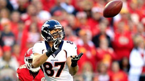 Eric Decker, NFL wide receiver