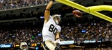 Jimmy Graham already ignoring NFL's new no-dunk rule