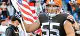 Browns welcome servicemen and servicewomen at practice on Veterans Day