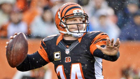 Sunday: Bengals at Browns