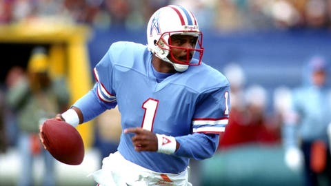 Houston Oilers/Tennessee Titans: .429 (12-16)