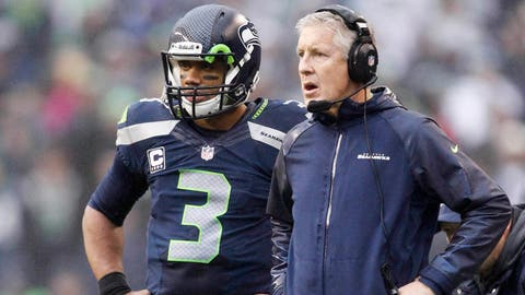 Seattle Seahawks at San Diego Chargers