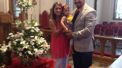 Speaking of beautiful families ...
