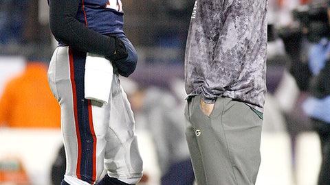 Patriots at Packers – Week 13