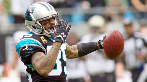 Carolina Panthers -- WR Steve Smith