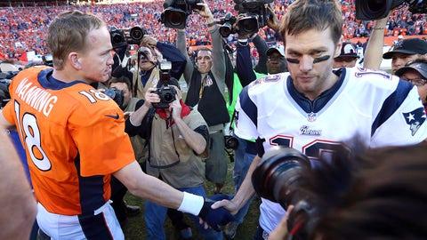 Broncos at Patriots – Week 9