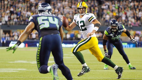 Packers at Seahawks – Week 1
