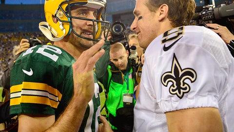 Packers at Saints – Week 8